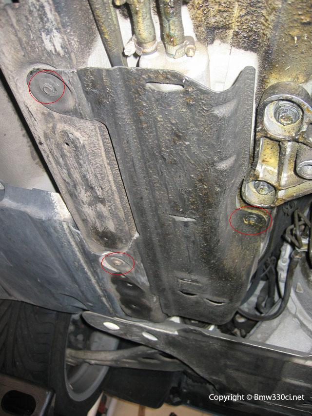 2004 Bmw 325i Fuel Filter