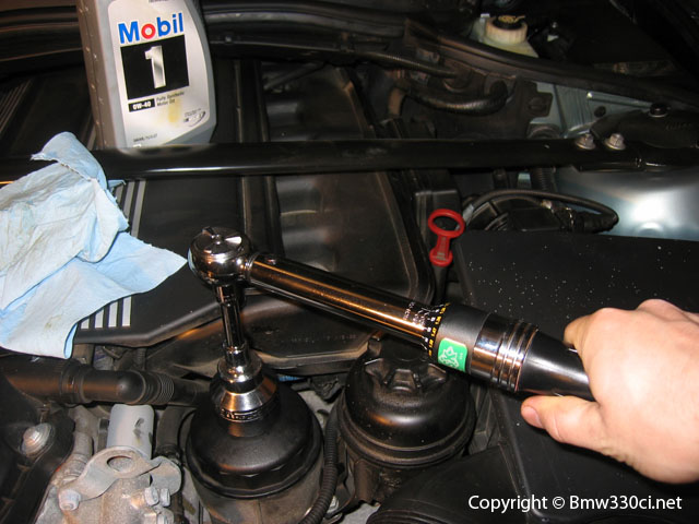 BMW330cinet  Changing Your Oil And Filter DoItYourself