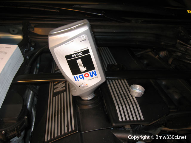 BMW330ci net - Changing Your Oil And Filter (Do-It-Yourself)